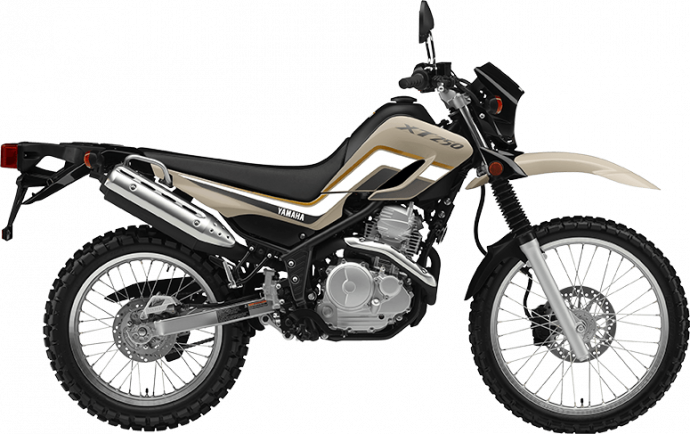 Yamaha XT250 2018