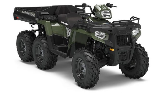 Polaris Sportsman® 6×6 570 2019 2019