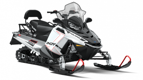 Polaris 550 INDY® White Lightning 2020