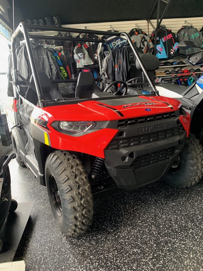 Polaris Ranger 150 (enfants) 2019