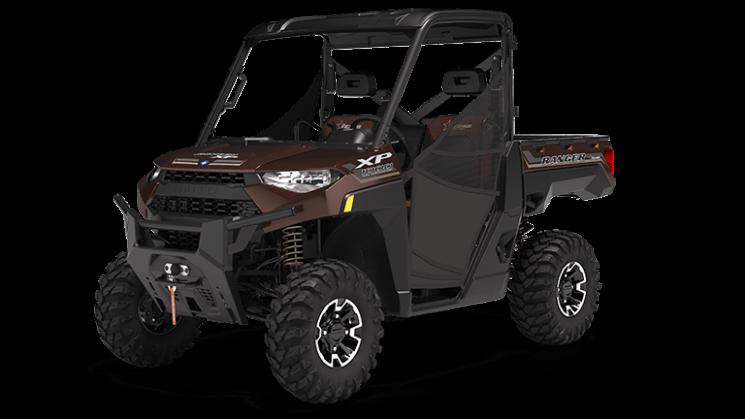 Polaris RANGER XP® 1000 Texas Edition 2020