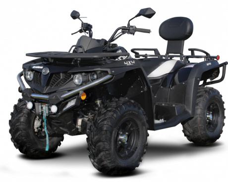 CFMOTO CFORCE 500 HO EPS LX 2 places 2020